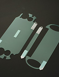 2 x klar, voller Körper lcd Vorderseite + Rückseite Display Schutzfolie für PS Vita PSV