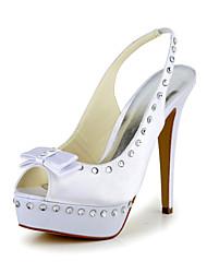 Sapato de Casamento Salto Agulha