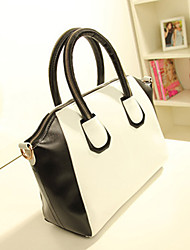 Lady Fashion PU Leather Tote