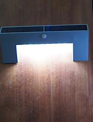 Moderne PIR Motion Sensor solaire LED Wall Light Garden Light