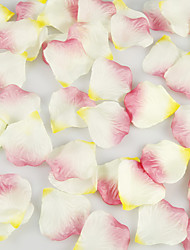 Wedding Décor Ginger Rose Petals Table Decoration -Set of 12 Packs (100 Petals Per Pack)