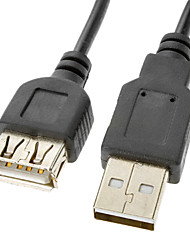 USB 2.0 Male to Female Cable (1M)