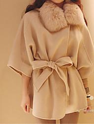 Le manteau d'invisibilité de sourire Femmes