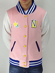 Inspired by Free! Nagisa Hazuki Anime Cosplay Costumes Cosplay Tops/Bottoms Long Sleeve Coat