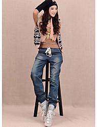 Velo Calças jeans femininas
