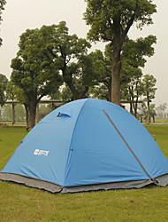 Himalaya 210*(50+140+50)*120CM 2-Person Aluminium Double Tent