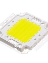 50W COB 3950-4000LM 6000-6500K Cool White LED Chip (30-36V)