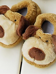 Cute Dog Shaped Baby Slippers