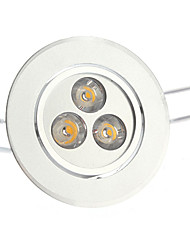 Ceiling Lights 3 W High Power LED LM Warm White AC 85-265 V