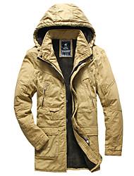 Men's Coats & Jackets , Cotton Casual/Work PPZ