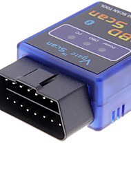 Mini ELM327 Bluetooth V1.5 ORME 327 OBDII OBD2 protocoles automatique diagnostic outil