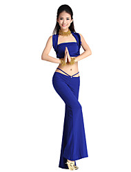 Dancewear Viscose Belly Dance Outfits For Ladies