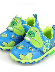 ZAWA Kindes Blau Flicker Freizeit Velcro Sportschuhe