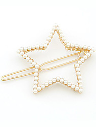Sweet Style Star Hairpins