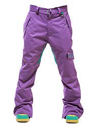 GFROG unissex impermeável para esqui / snowboard Pants