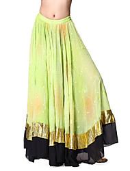 Dancewear Chiffon Bauchtanz Rock für Damen