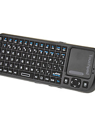 2.4G RF Wireless Keyboard palmare con Touchpad del mouse per PC / Tablet / Notebook