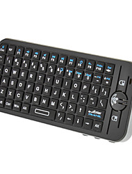 Mini teclado inalámbrico portátil para PC / Tablet / Notebook