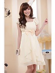 Women's Dresses , Chiffon/Satin Party Garment Sally