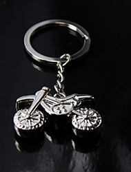 Motorcycle Model Keychain - Set Of 4