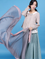 CHUXI Spell Color Shawl(D95-01)