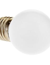 E26/E27 0.5W 4 30 LM RGB Круглые LED лампы AC 220-240 V