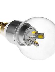 Lampadine a candela - E14 3 Bianco freddo AC 85-265
