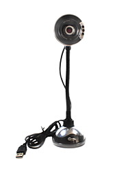 Jeway JW-5342 Hohe Fuß 8.0 MP 1080P HD USB-Computer-Webcam (150cm-Kabel)