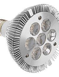 Spot Lights , E26/E27 7 W LM Warm White AC 85-265 V