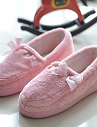 Slipper Bootie de Pink Coral Fleece mujeres