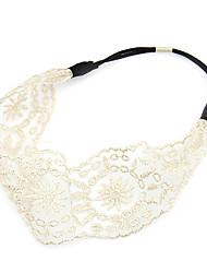 Spitze-Blume Stirnbänder