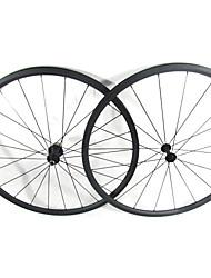 Farsports-700c Strada 24 millimetri Full Carbon Copertoncino Strada Ruote biciclette