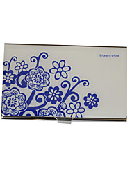 Personalized Blue-and-white Porcelain Design Cardcase