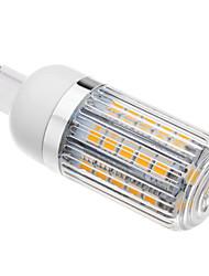 5W G9 LED Mais-Birnen T 41 SMD 5050 420-450 lm Warmes Weiß AC 220-240 V