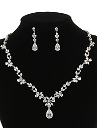 Women's Jewelry Set Cubic Zirconia