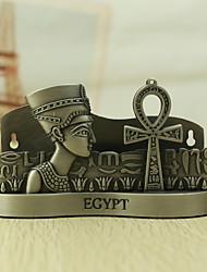 Personalizado Cusack Retrato do Egito Antigo Estilo Porta-cartões