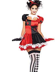 Costume de Drôle de clown femmes