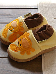 Modern Cartoon Crab Baby Slippers