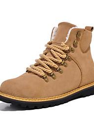 Añadir lana Hombres NPN DE Cordón-UPS zapatos bajos