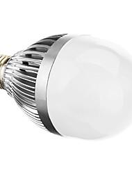 9W E26/E27 Ampoules Globe LED A70 18 SMD 5730 630 lm Blanc Chaud AC 100-240 V