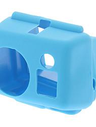 Housse en silicone HeroGear pour GoPro HD HERO3 (Bleu)