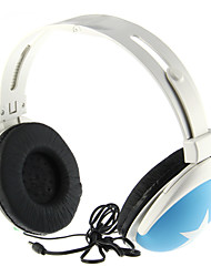 Fashionable Stereo On-Ear Headphone for S3,S4,iPhone,iPod (Blue)