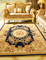 80*150cm Wool Contemporary Solid Rug
