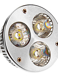 MR16 3W 6000K Cool White Light LED Spot Bulb (DC 12V)