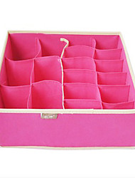 18 Cells non-woven fabrics Storage Box-2 Colours Available