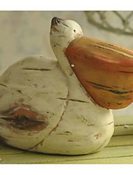 """10 """"Les oiseaux de mer décorations en céramique de collection"""