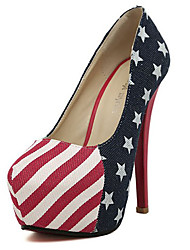 Mdqc Frauen Platform Stiletto Pumps