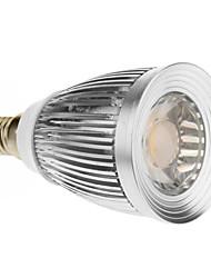 Spot LED Blanc Chaud E14 7W 1 COB 600-630 LM AC 85-265 V