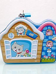 Modern Creative Cat House Design Money Box