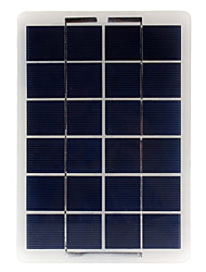 Solar Mobile Charger with Built-in Lithium Battery for Camera MP3/4